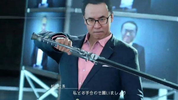 yosuke-matsuda Square Enix CEO