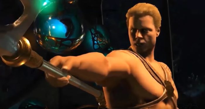 Aquaman, Injustice 2