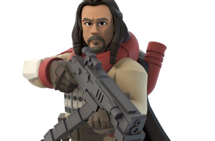 Disney Infinity Rogue One Figurines