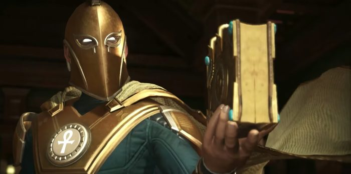 Dr Fate, Injustice 2