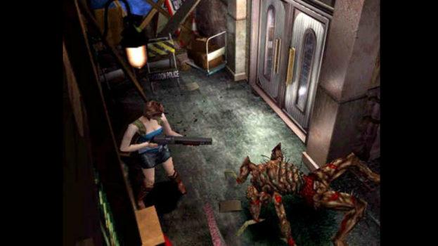 Drain Deimos - Resident Evil 3: Nemesis