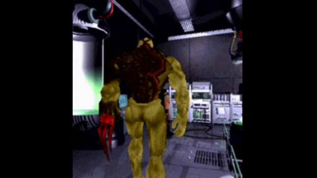 Gold Tyrant - Resident Evil