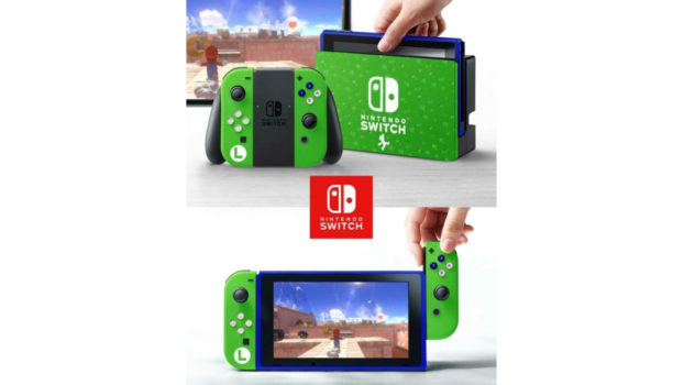 Luigi Skin