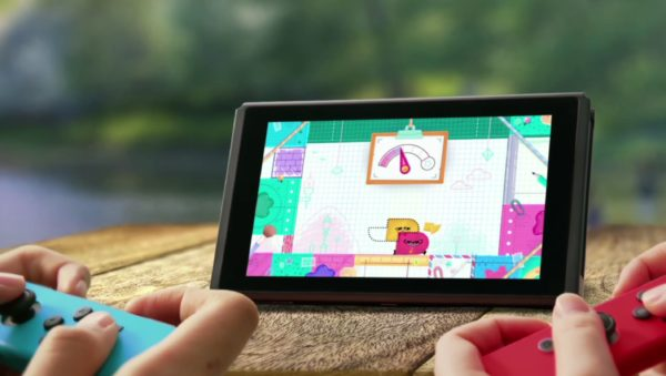Nintendo Switch, Nintendo, co-op