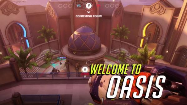 Overwatch Oasis