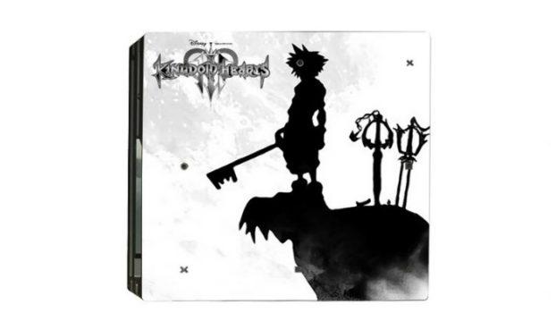 Kingdom Hearts PS4 Pro Edition