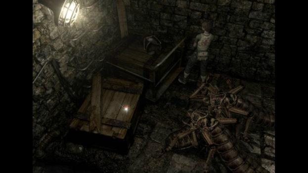 Plague Crawler - Resident Evil Zero