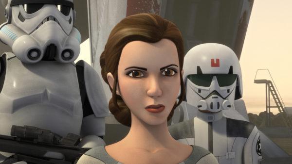 Princess Leia a Disney Princess
