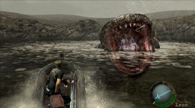 Del Lago - Resident Evil 4