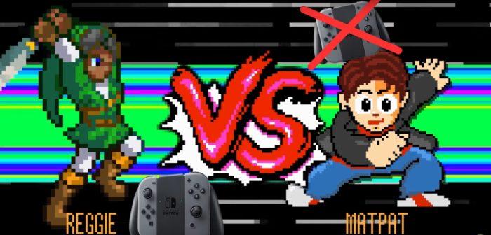 Reggie Fils-Aimé, MatPat, Nintendo Switch, Deadlock