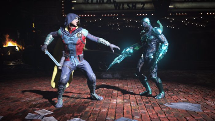 Robin, Injustice 2