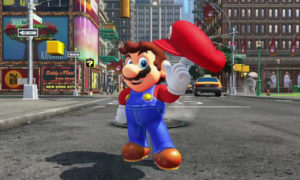 Super Mario Odyssey, Nintendo, Switch, games, carry, e3 2017