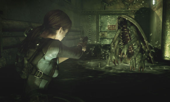 Sea Creeper - Resident Evil Revelations