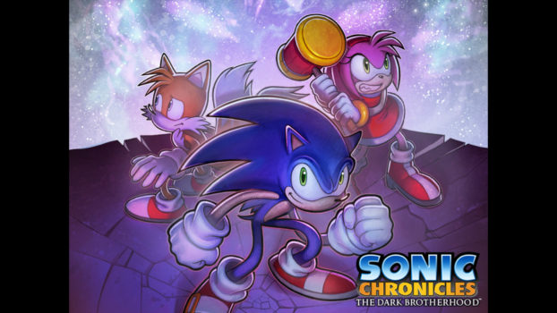 Sonic Chronicles: The Dark Brotherhood - Bioware