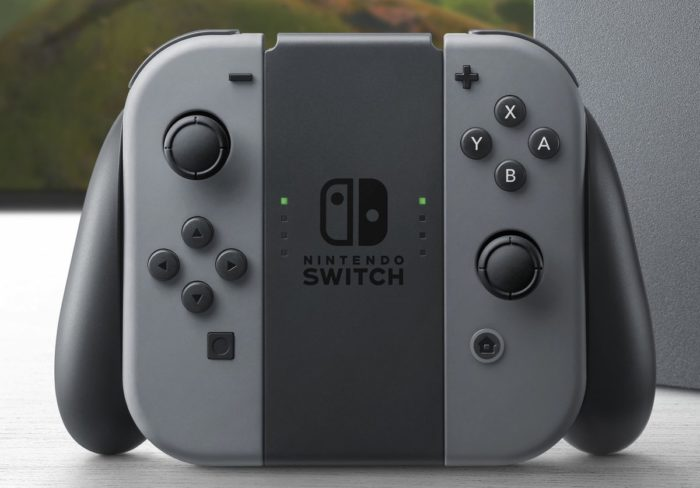 Nintendo Switch, Joy-Con