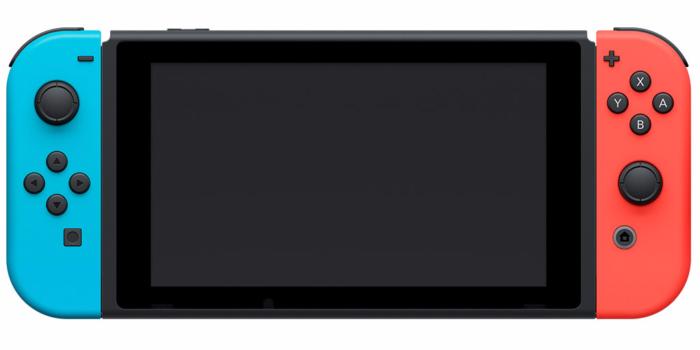 Switch Nintendo Colors