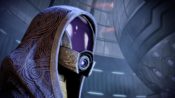 Tali Mass Effect Amazon Echo Easter Egg