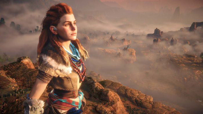 horizon zero dawn, aloy, best female protagonists