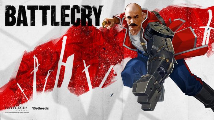 battlecry art
