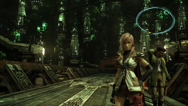 Final Fantasy XIII - Chapter 1