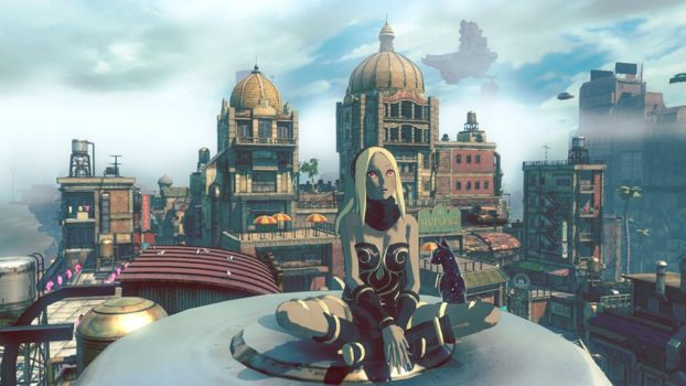 Gravity Rush Remastered and Gravity Rush 2