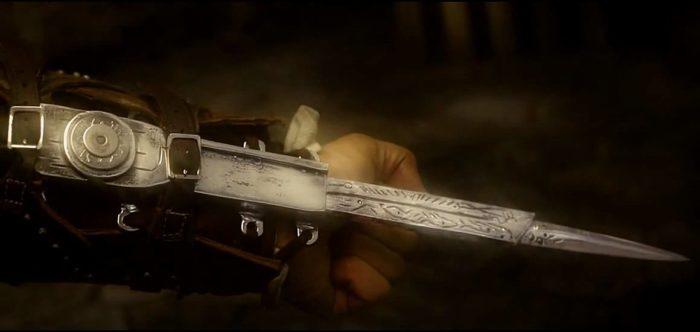 hidden blade assassin's creed