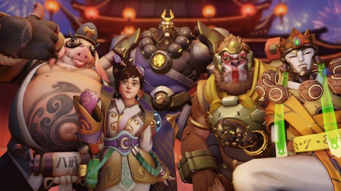 journey to the west overwatch