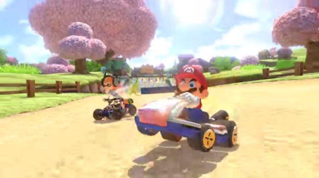 Mario Kart 8 Deluxe (Apr. 28)