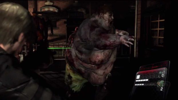 Whopper - Resident Evil 6