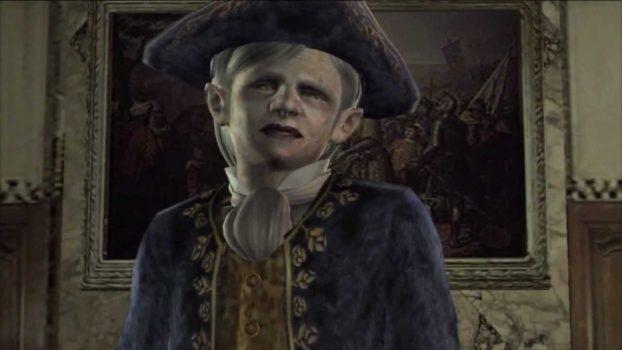 Ramon Salazar - Resident Evil 4