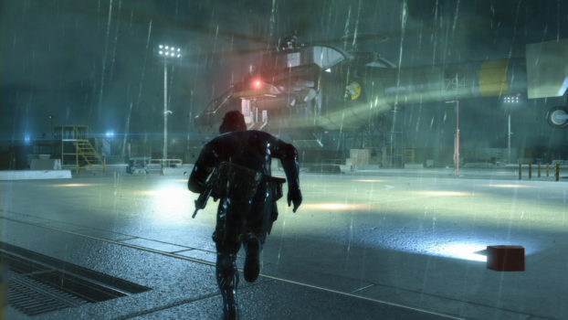 9. On what day does MGSV: Ground Zeroes take place?