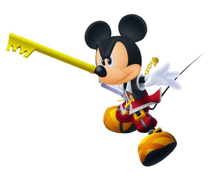 mickey mouse kingdom hearts dream drop distance