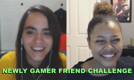 newly gamer friend challenge