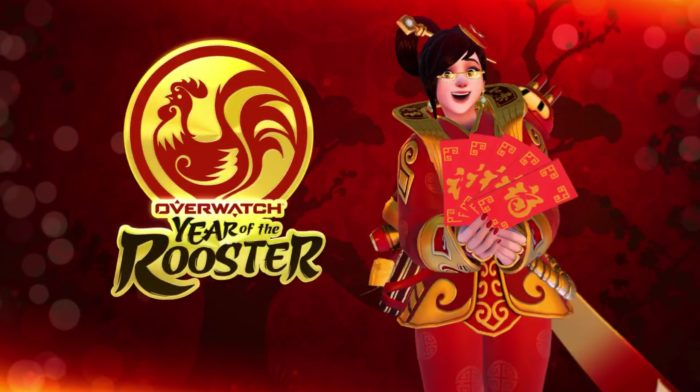 Overwatch, year of the rooster, seasonal event, mei
