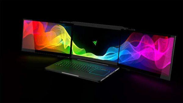 Razer, Project Valerie, Laptop, CES 2017