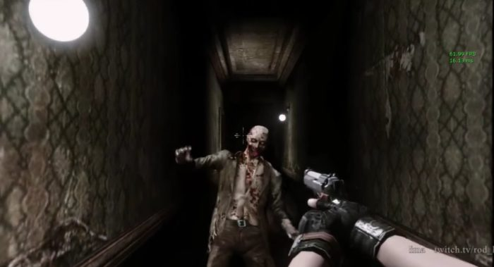 resident evil, remake, first-person