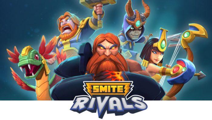 Smite Rivals, SMITE Rivals,