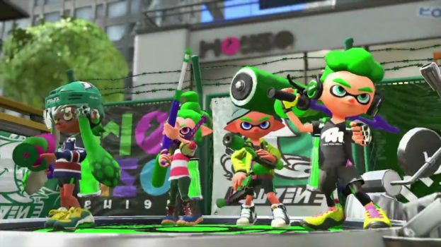Splatoon 2 (Summer 2017)