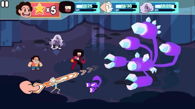 Steven Universe: Attack the Light