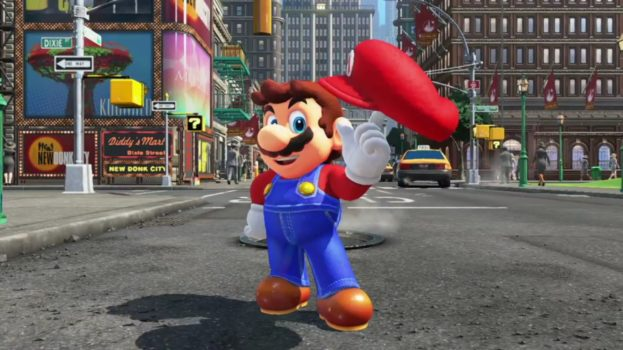Super Mario Odyssey (Holiday 2017)