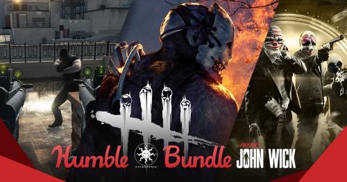 Humble Bundle, John Wick, Payday 2