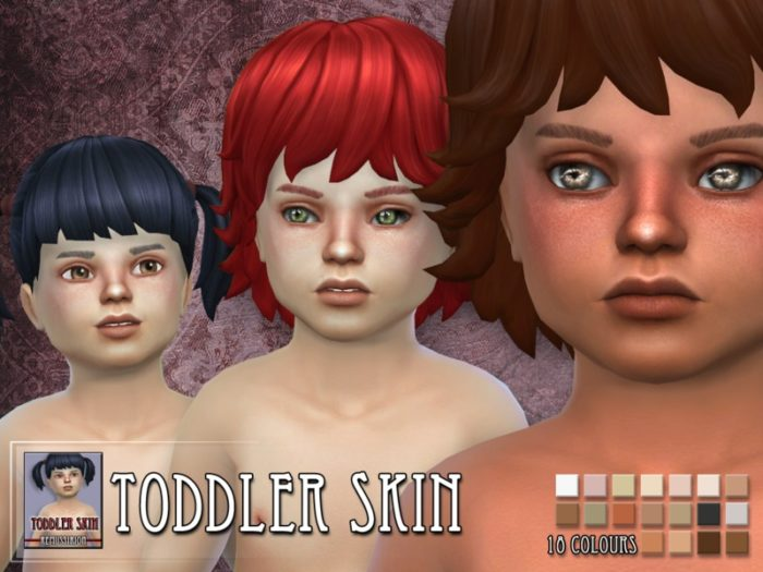 The Sims 4 Mods skin