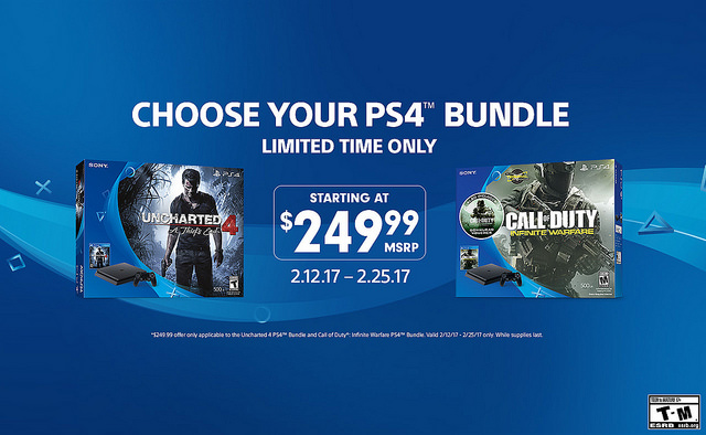 ps4, bundles, discount