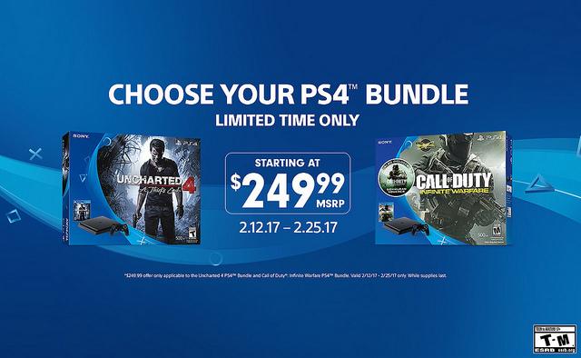 ps4, bundles, discount