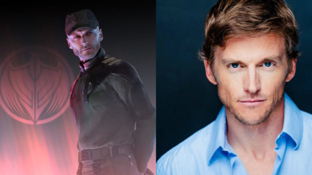 Captain James Cutter - Gideon Emery
