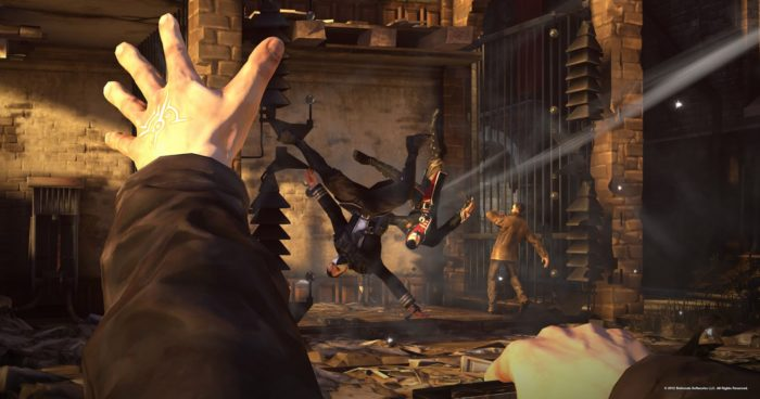 Dishonored 2 Gameplay Video from E3 20161