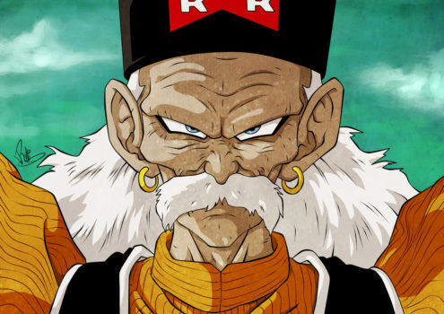 #22: Dr. Gero (Android 20)