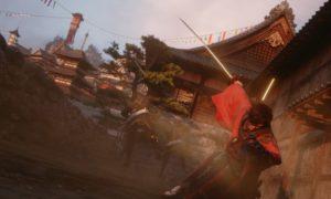 Samurai FFXIV