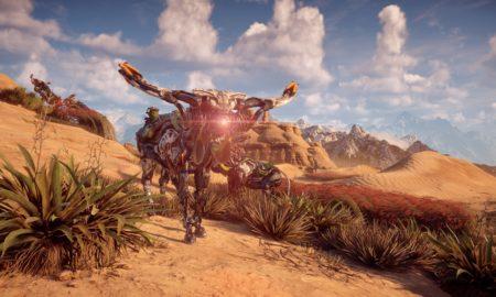 Horizon Zero Dawn, machines, animal, robots, screenshots
