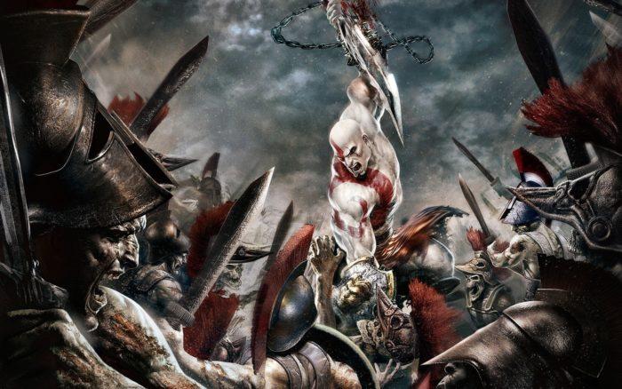 Kratos – God of War wallpaper 9325